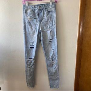 SO High Rise Legging Jean